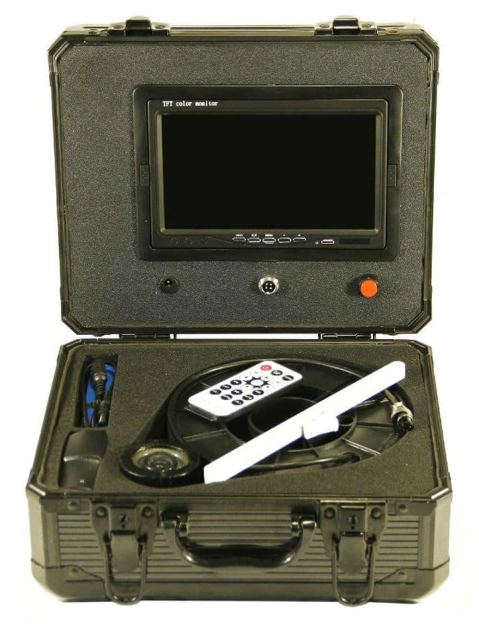 Подводные камеры для рыбалки ЯЗЬ-52