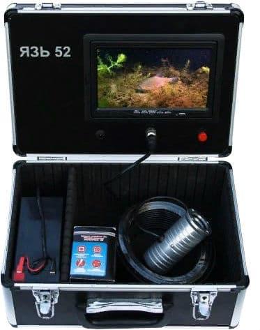 подводная камера ЯЗЬ 52, 7